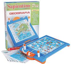 Clementoni Sapientino Földrajz oktató játék (640058)