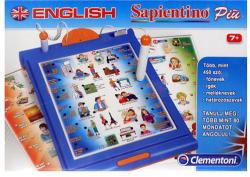 Clementoni Sapientino - English - Angol oktató játék