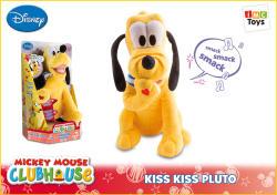 iMC Toys Disney Plútó pusziküldős plüssfigura