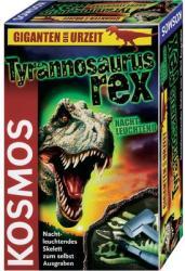 Kosmos Tyrannosaurus Rex kísérletező készlet - éjszaka világító