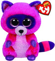 TY Inc Beanie Boos: Roxie - Baby raton roz 15cm (TY36146)