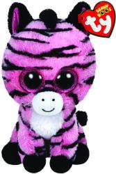 TY Inc Beanie Boos: Zoey - Baby zebra roz 15cm (TY36147)