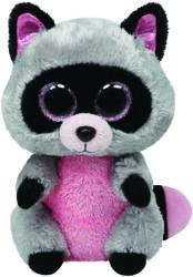 TY Inc Beanie Boos: Rocco - Baby raton gri 24cm (TY34107)