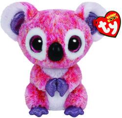 TY Inc Beanie Boos: Kacey - Baby koala roz 15cm (TY36149)
