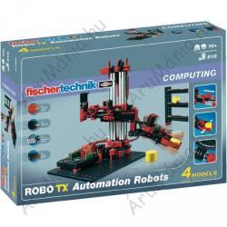 fischertechnik ROBO TX automata robotok (511933)