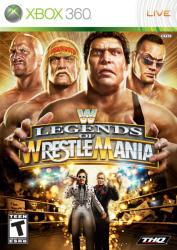 THQ WWE Legends of Wrestlemania (Xbox 360)
