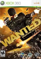 Warner Bros. Interactive Wanted Weapons of Fate (Xbox 360)