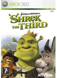 Activision Shrek the Third (Xbox 360)