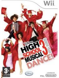 Disney High School Musical 3 Senior Year DANCE! (Wii)
