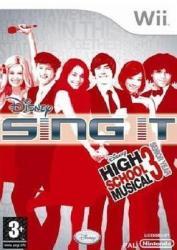 Disney Disney Sing It! High School Musical 3 Senior Year (Wii)
