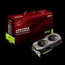 ASUS GeForce GTX 980 Ti 6GB GDDR5 384bit PCIe (MATRIX-GTX980TI-P-6GD5-GAMING)