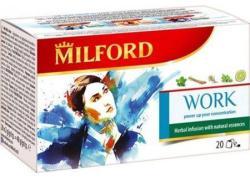 Milford Work Essences Gyümölcstea 20 filter