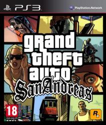 Rockstar Games Grand Theft Auto San Andreas (PS3)