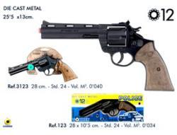GONHER Python rózsapatronos pisztoly