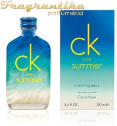 Calvin Klein CK One Summer 2015 EDT 100ml