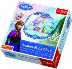 Trefl Disney Frozen: Snake and Ladders - Serpi si Scari (TR01206)