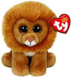 TY Inc Beanie Babies - Louie, az oroszlán 15cm (TY42107)