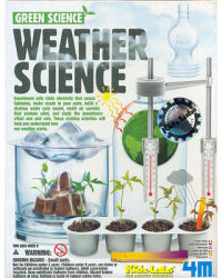 4M Kidz Labs - Green Science - Időjárás tudomány (00-03402)