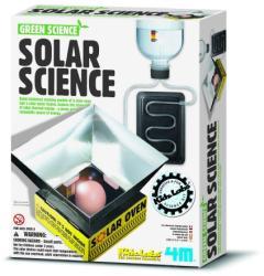 4M Kidz Labs - Green Science - Solar Science - Napenergiás főző szett