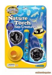 Brainstorm Nature Torch - Vízi élőlényes kivetítő (E2007)