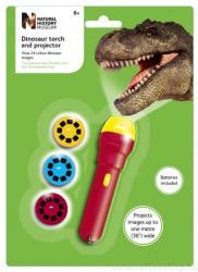 Brainstorm Dinosaur Torch - Őslényes lámpa és kivetítő (N5130)