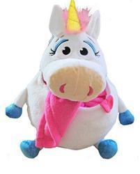 Jay@Play Tummy Stuffers - Unicorn alb (84506)