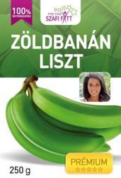 Szafi Fitt Prémium zöldbanán liszt 250g