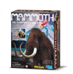 4M Kidz Labs - Mammut régészjáték (00-03236)