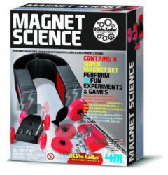 4M Kidz Labs - Mágneses tudomány (00-03291)