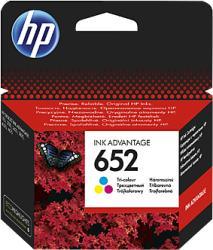 HP HP 652 Ink Advantage patron színes