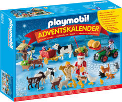 Playmobil Adventi Kalendárium - Farm (6624)