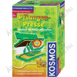 Kosmos Hordozható növénypréselő