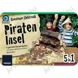 Franzis Verlag Kalóz játék - elektronikai tanulókészlet (8 éves kortól) (65215)