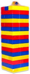 Zheijang Sunny Jenga fatorony, színes