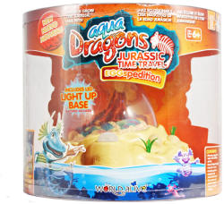 World Alive Aqua Dragon Jurassic Time Travel - EggSpedition keltető