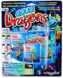 World Alive Aqua Dragons Jurassic Time Travel - Élőlények - pete, eledel