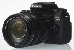 Canon EOS 760D + 18-135mm IS STM