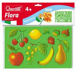Quercetti Rajzsablonok - Növények