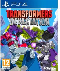 Activision Transformers Devastation (PS4)