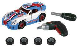 Klein Bosch Mini autószerelő csavarozó készlet 8668