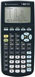 Texas Instruments GRAFIC TI-82 STATS