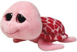 TY Inc Beanie Boos - Shellby, a rózsaszín teknős 24cm (TY36990)