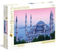 Clementoni Kék Mecset, Isztambul 1000 db-os (39291)