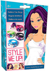 Style ME Up! Gyűrűkészítő szett