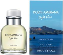 Dolce&Gabbana Light Blue Discover Vulcano pour Homme EDT 40ml
