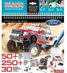 Style Me Up! Ford Raptor - tervezőfüzet