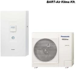 Panasonic Aquarea WH-SDC09F3E5/WH-UD09FE5