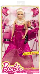 Mattel Pink & Fabulous - Barbie in rochie sirena (BFW19)