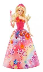 Mattel Barbie si Usa Secreta - Printesa Alexa in rochie magicala care canta (CDG05)