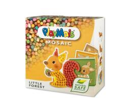 PlayMais MOSAIC - Az erdő állatai